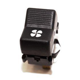 Переключатель (клавиша) 2107, Нива 2121-214 вентилятора отопителя (Автоарматура)