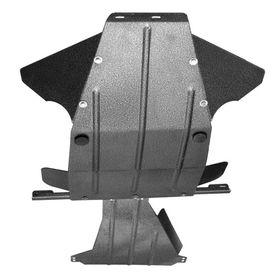 Защита картера и раздаточной коробки усиленная  Нива 21214-2131«Броня»