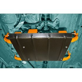Защита подрамника раздаточной коробки Нива 21214-31