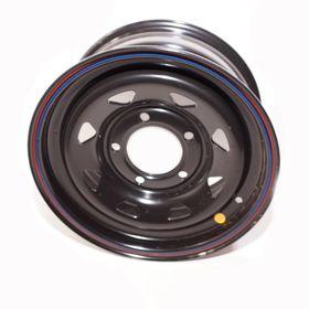 Диск колесный (15) 7,0 5Х139,7 ЕТ25 Off-Road Wheels (черный)