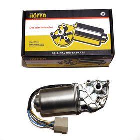 Моторедуктор стеклоочистителя 2110,2123 Нива Шевроле (HOFER) вал 12 мм