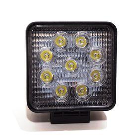 Светодиодная фара LED WORKING LIGHT T-1 - 27W - дальний (9 чипов)