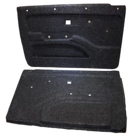 Обивка двери Нива 21213 махровая с карманом (комплект)