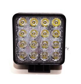 Светодиодная фара LED WORKING LIGHT - 48W - дальний